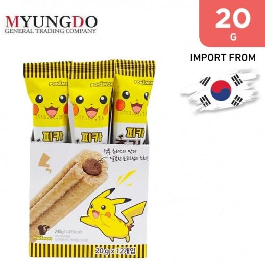 Myungdoo Churros Pokemon 20 g