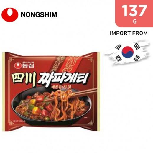 Nongshim Chappaghetti Ramen Spicy 137 g