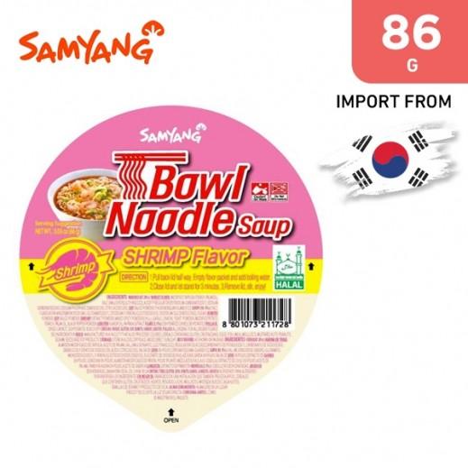 Samyang Ramen Shrimp Bowl Samyang 86 g