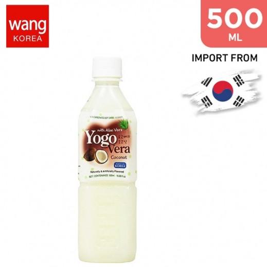 Wang Yogo Vera Coconut Drink 500 ml