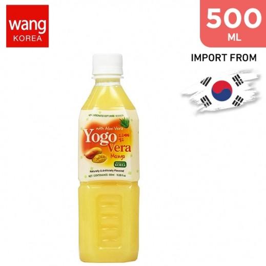 Wang Yogo Vera Mango Drink 500 ml