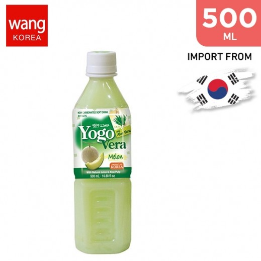 Wang Yogo Vera Melon Drink 500 ml