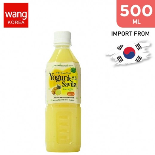 Wang Yogo Vera Pineapple Drink 500 ml