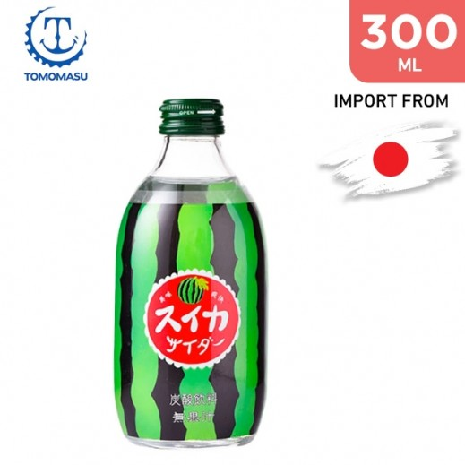 Tomomasu Watermelon Soda 300 ml