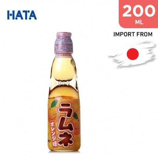 Hata Kousen Ramune Orange 200 ml