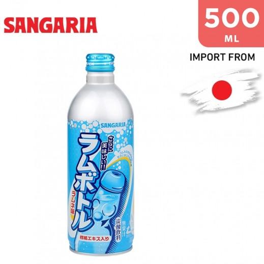 Sangaria Ramune Soda Bottle 500 ml