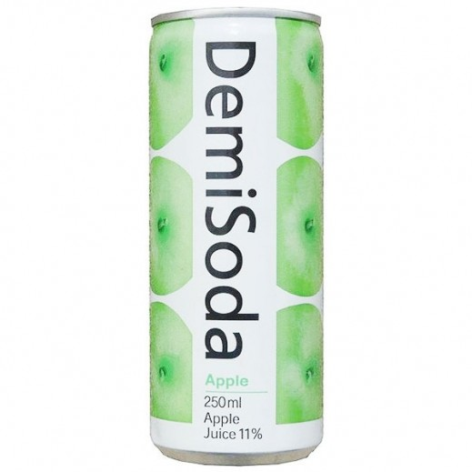 Dong A Demi Soda Apple 250 ml