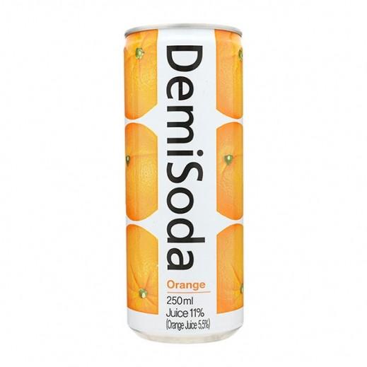 Dong A Demi Soda Orange 250 ml