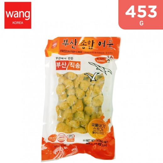 Wang Fish Cake Assorted with Soup 453 g