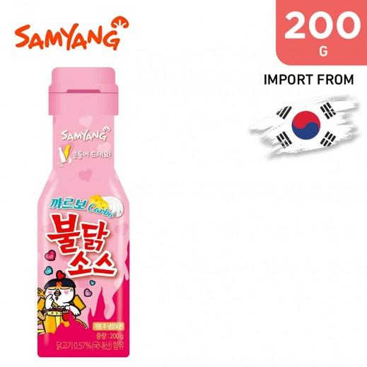 Samyang Buldak Sauce Carbonara 200 g