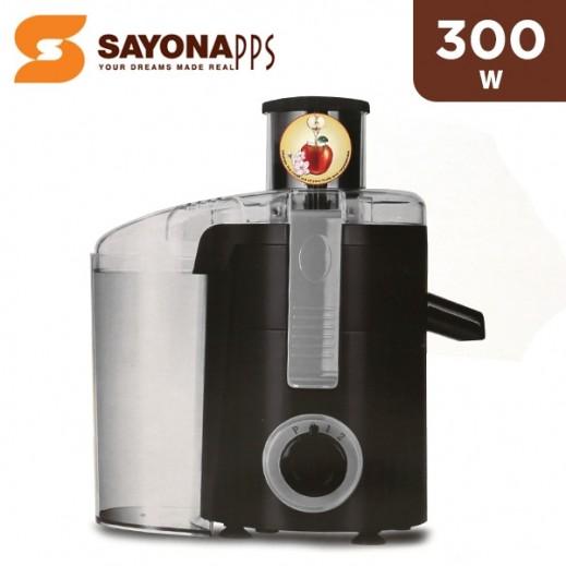 Sayona  300 W Citrus Juicer  - Black