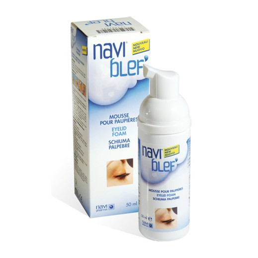Navi Blef Eyelid Foam 50ml