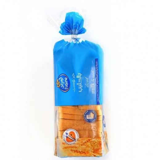 Lusine Sliced Milk Bread 600 g