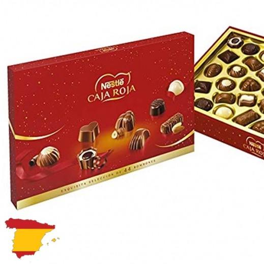 Nestle Caja Roja Pralines Assortment Box 800 g