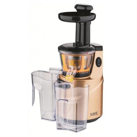 NHE Slow Juicer 150 W - Gold