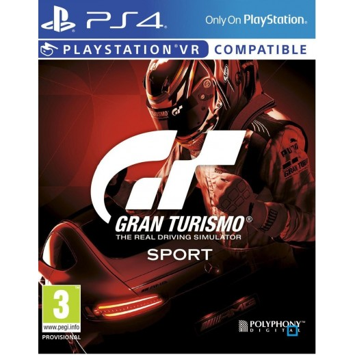 Gran Turismo Sport for PS4 - PAL