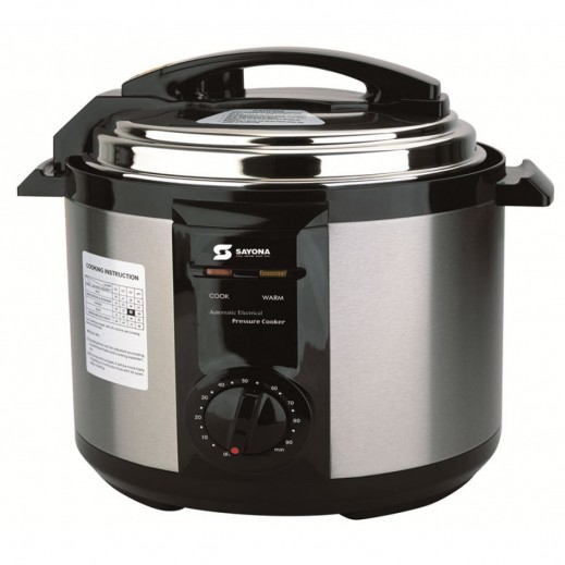 Sayona Electrical Pressure Cooker