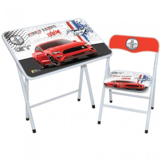 Mustang Table With Chair MST251-1606