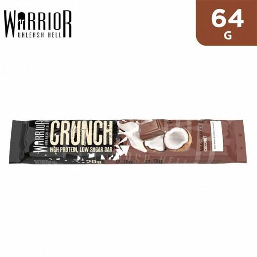 Warrior Crunch Protein Coconut Flavor Milk Chocolate Bar 64 g