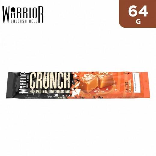 Warrior Crunch Protein Salted Caramel Bar 64 g