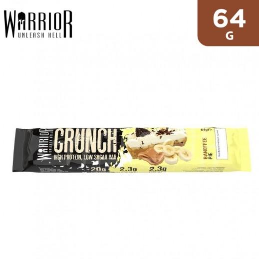 Warrior Crunch Protein Banoffee Pie Bar 64 g