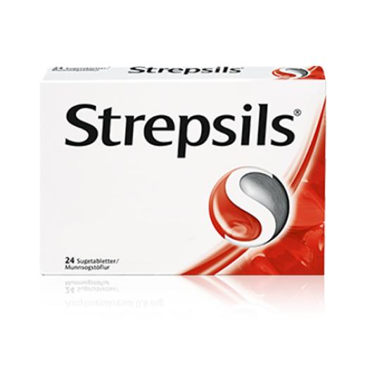 Strepsils Original Lozenges 24 Pieces