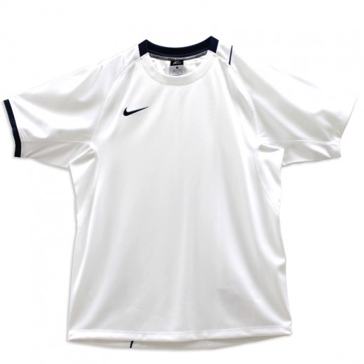 Nike Men's Soccer Jersey White