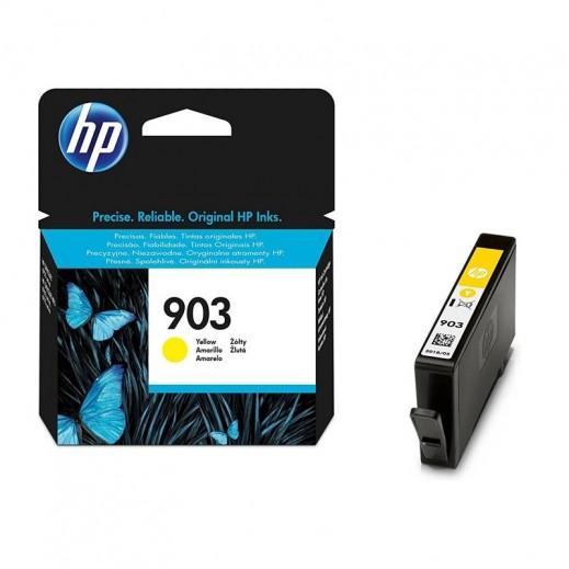 HP 903 Yellow Ink Cartridge - Yellow