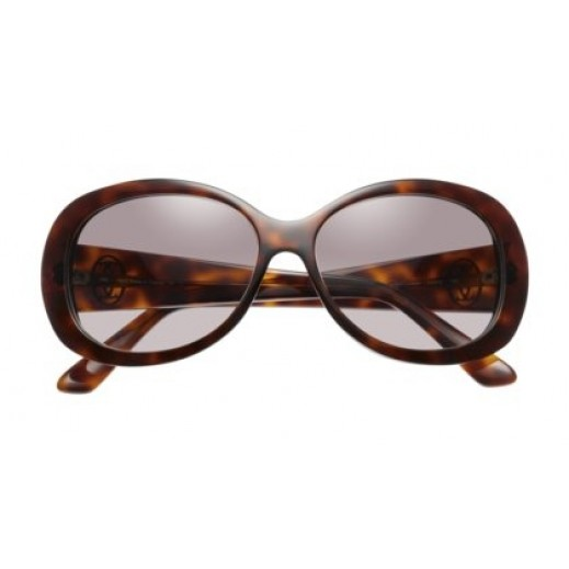 Cartier Double C Brown Ladies Sunglasses - delivered by Waleed Optics