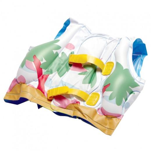 Bestway Tropical Swim Vest 43x30 cm