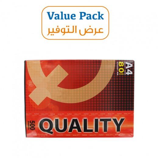 Value Pack - Smart Copy Paper (A4) 5 x 500 sheets
