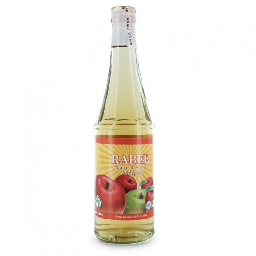Rabee Apple Vinegar 430 Ml