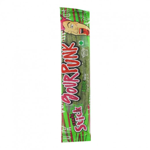 Sour Punck Candy Stick with Apple Flafur 40 g