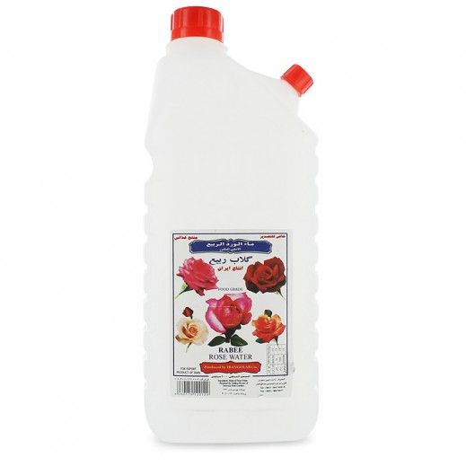 Rabee Rose Water 2 Ltr