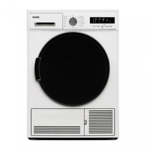 Vestel 9Kg Front load Dryer- White - delivered by  AL-YOUSIFI Within 3 days