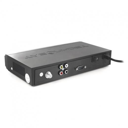 Technosat receiver software update