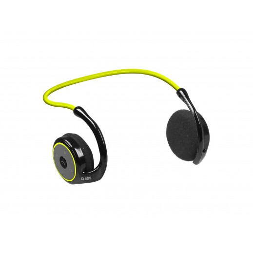 SBS Stereo Headphone Bluetooth Sport Runway Fit for iPhone, Smartphone And Mobiles
