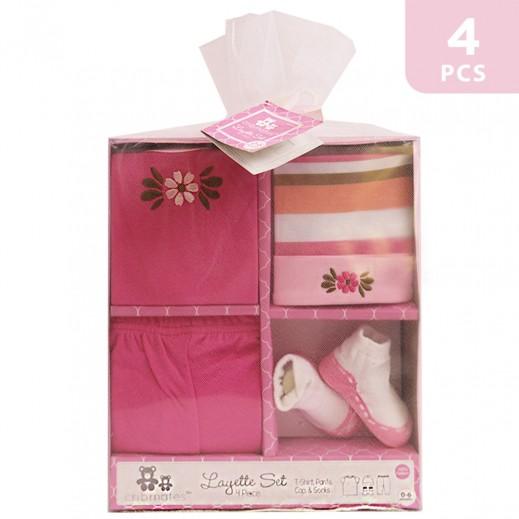 Cribmates Gift Set Pink