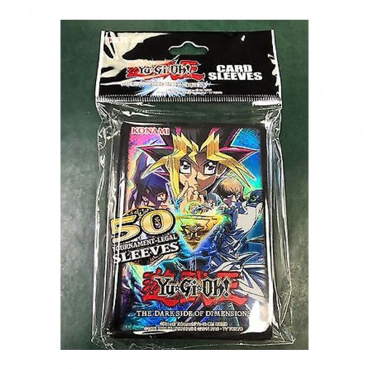 Yugioh - The Dark Side of Dimensions Sleeves