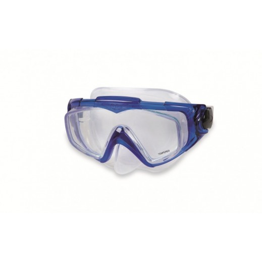 Intex Silicon Aqua Pro Mask - Blue