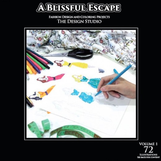 A Blissful Escape Fashion Edition: The Design Studio (Vol 1)