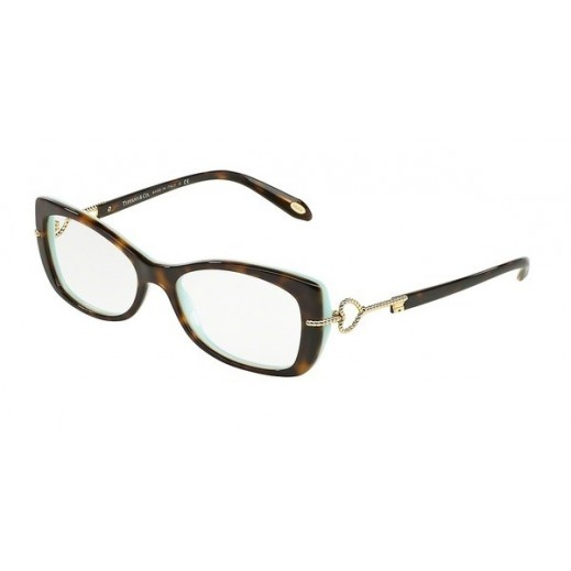 3ebd16dda6c7 Buy Tiffany Women Optical Rim Butterfly Eyeglasses TIF 2106 8134 ...