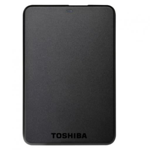 Toshiba Stor.E Basic 750GB - Black
