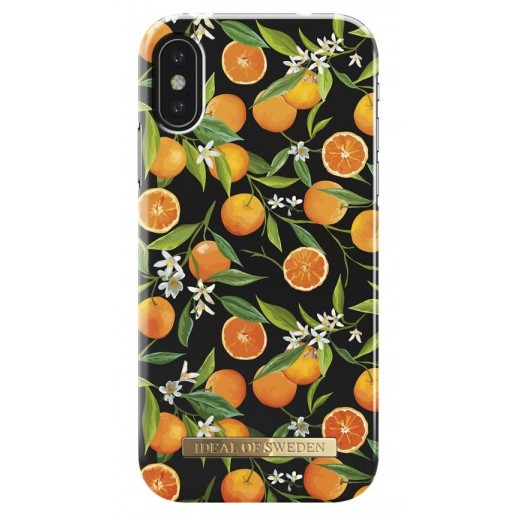 iDeal of Sweden Fashion Case for iPhone XS / X - Tropical Fall