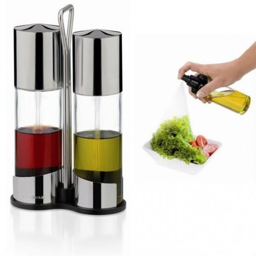Tescoma Club Oil And Vinegar Dispenser Spray Set