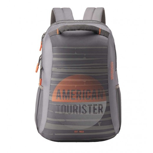 American Tourister Turk 01 Backpack Grey