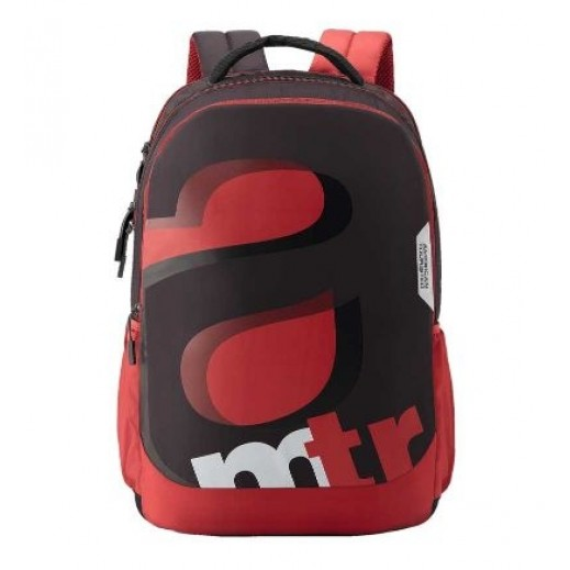 American Tourister Turk 02 Backpack Black/Red