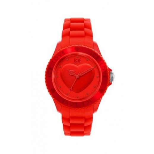 ICE Watch Love Red Unisex In Rubber