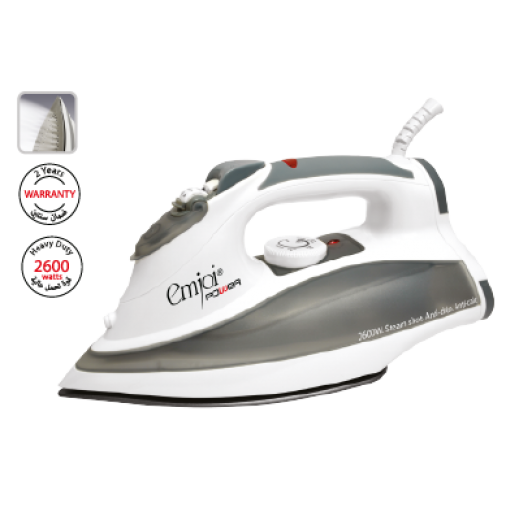 Emjoi Power Steam Iron 2600W UEI-214