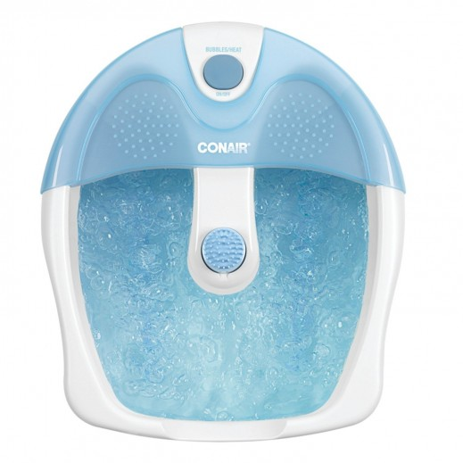 Conair Foot & Pedicure Spa With Bubbles FB5X